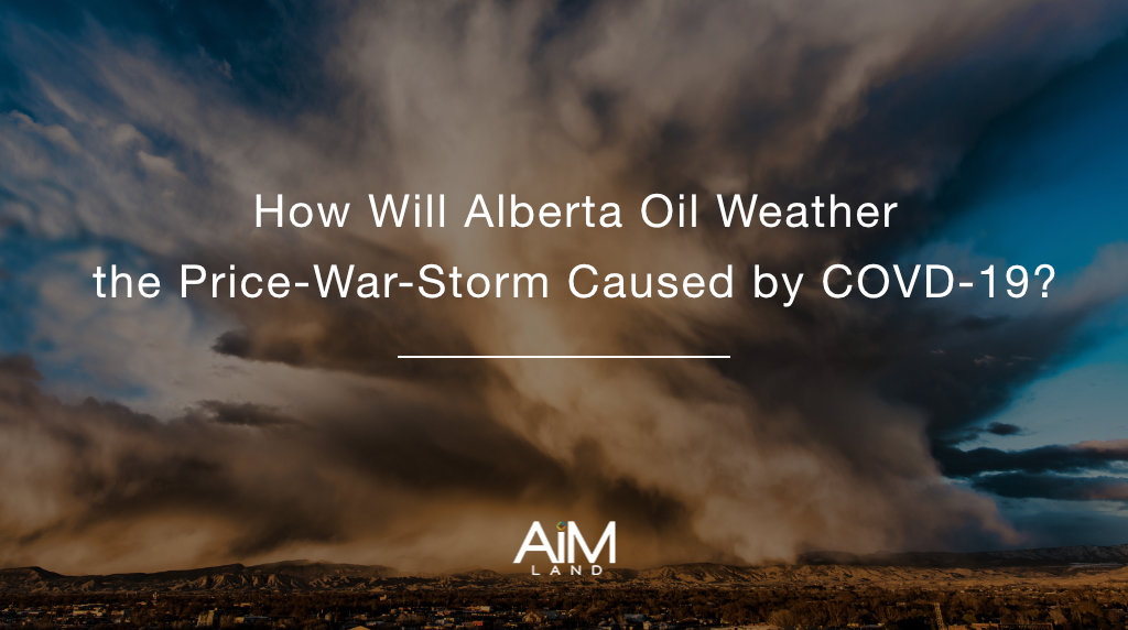 AiM Alberta Price War Storm COVD-19