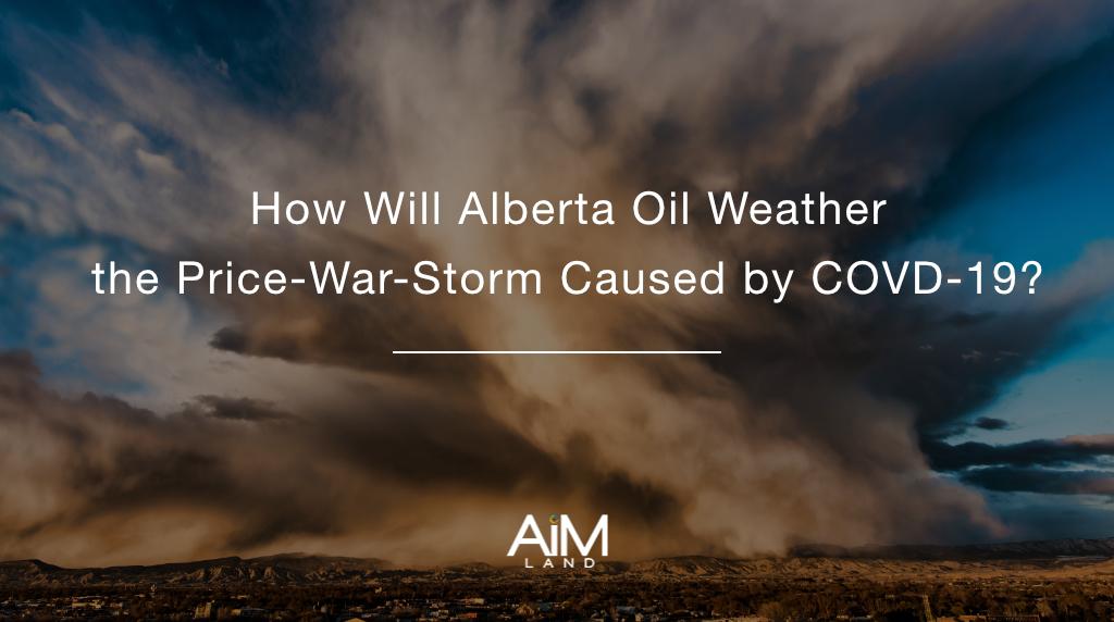AiM Alberta Price War Storm COVD-19