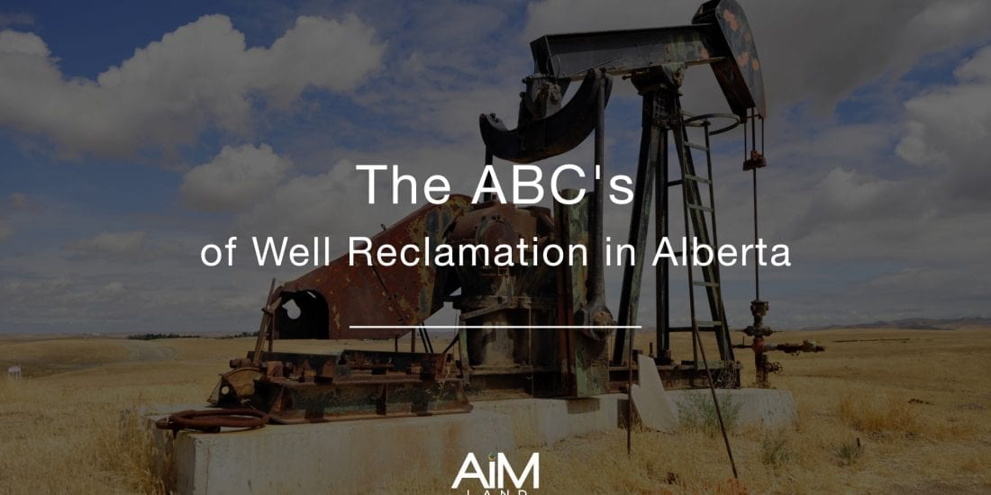 AiM Remediation and Well Reclamation
