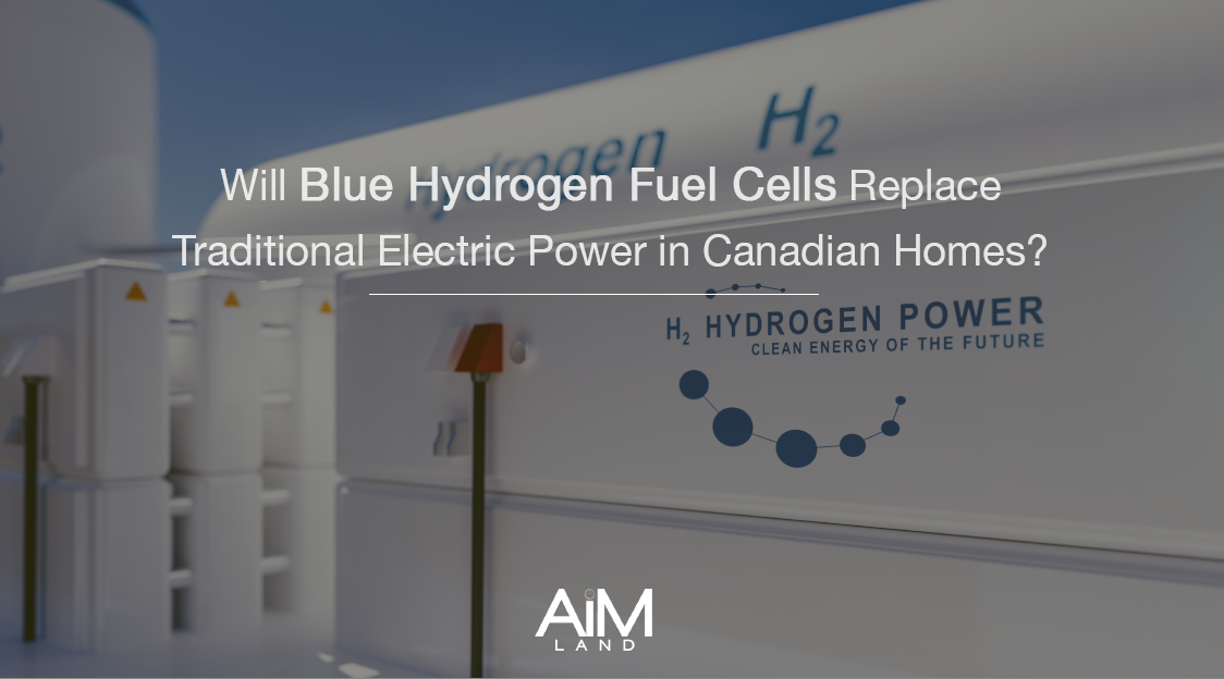 Blue Hydrogen Canadian Power