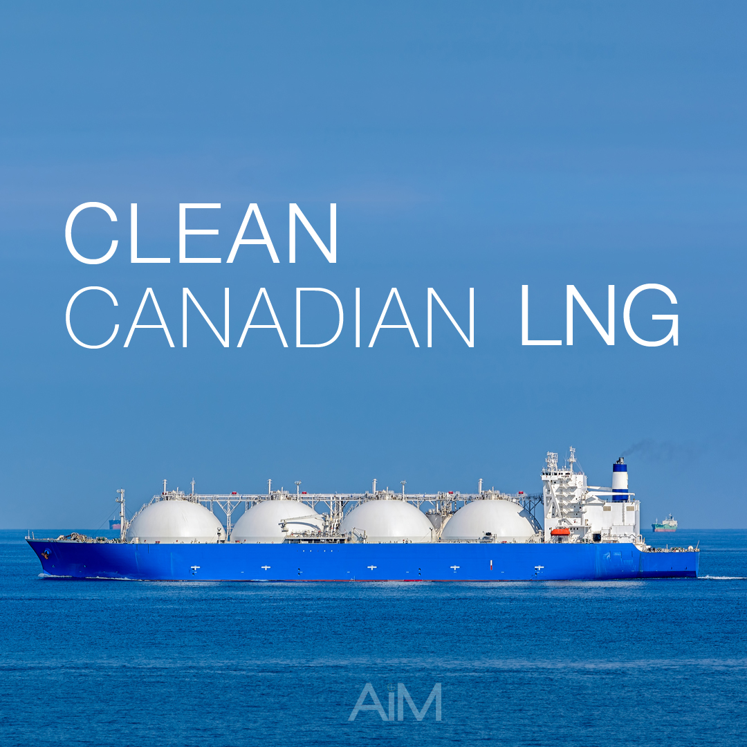 Clean Canadian LNG