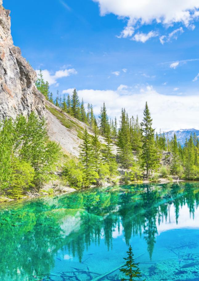 AiM Land Mountain Lake V